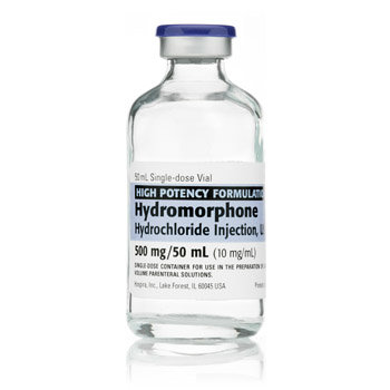 Buy HydroMorphone Hcl 40mg/20ml