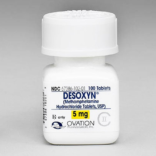 Buy desoxyn methamphetamine 5 mg